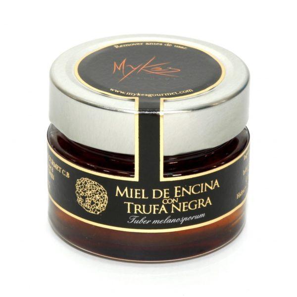 Miel de encina con trufa