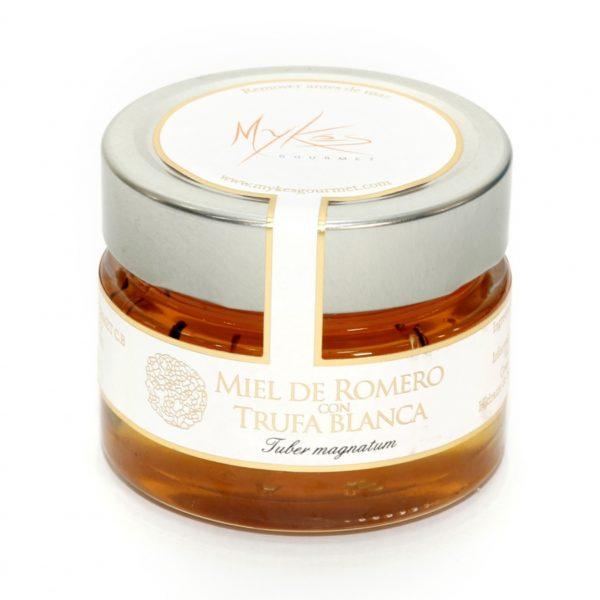 Miel de romero con trufa