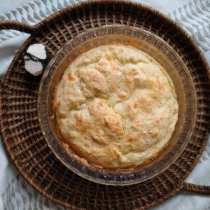 sufle patatas queso trufa de verano