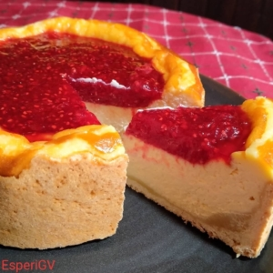 tarta de queso trufada1