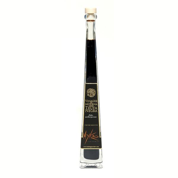 Vinagre de Módena con trufa negra